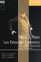 Flamenco Step by Step. Bulerias (04) - Dvd - Pal 18.90€ #504880004D