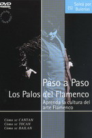 Flamenco Step by Step. Soleá por Bulerias (05) - Dvd - Pal 18.90€ #504880005D