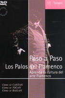 Flamenco Step by Step. Tangos (07) - Dvd - Pal 18.90€ #504880007D