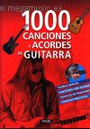 1000 guitar's songs and harmonies