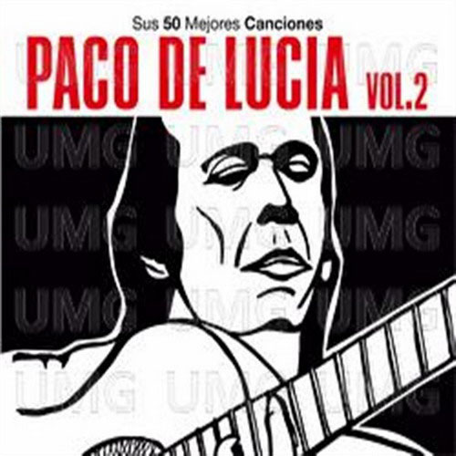 Paco de Lucia. 50 Greatest Hits Collection. Volumen II