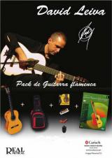 David Leiva basic flamenca guitar pack. 199.00€ 50072GUITBSC