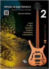 Flamenco Bass Method 2 Mariano Martos 29.00€ 50489L-BAJO2