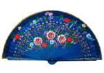 Fretwork Fan and Painted by Two Faces. ref 1157 4.960€ #503281157