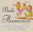 solo compas - baile flamenco. vol. 1 (2cd's) 19.40€ #50506T14C50472