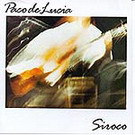 Siroco. Paco de Lucia. CD