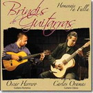 Brindis de guitarras, Oscar Herrero and Carlos Oromas 10.17€ #50079-CD004