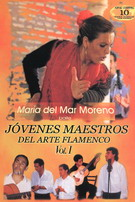 Jóvenes Maestros del Arte Flamenco. Vol. 1. DVD