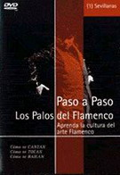 Flamenco Step by Step - Sevillanas (01) - DVD - Pal 18.900€ #504880001D