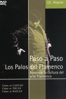 Flamenco Step by Step. Alegrías (02)- Dvd - Pal 18.900€ #50488002D