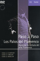 Flamenco Step by Step. Soleá (03) - Dvd - Pal 18.900€ #504880003D