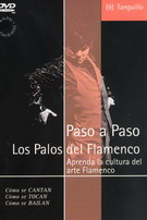 Flamenco Step by Step. Tanguillo (09) - Dvd - Pal 18.900€ #504880009D
