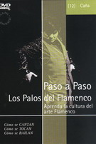 Flamenco Step by Step. Caña (12) - VHS 3.000€ #504880012