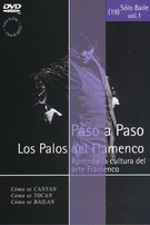 Flamenco Step by Step. Sólo baile Vol. 1 (19) - Dvd - Pal 18.90€ #504880019D