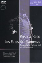 Flamenco Step by Step. Sólo baile Vol. 2 (20) - Dvd - Pal 18.90€ #504880020D