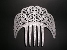 Mother of Pearl Comb - ref. N098