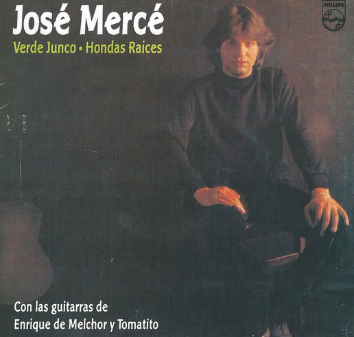 Verde junco - Hondas raices  (Republication)