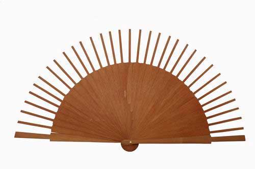 Pear Tree Ribs To Build Fans. For 7cm fabric