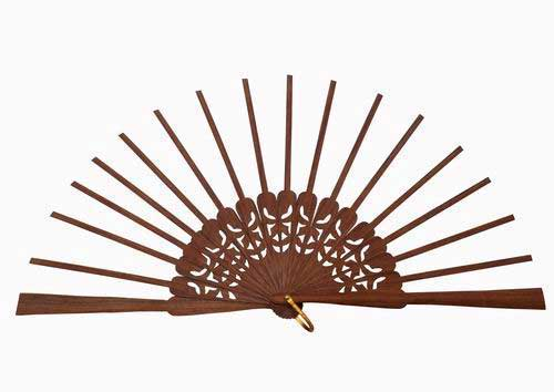 Bubinga Wood Ribs For Lace Fans ref. 50100756