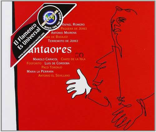 Flamenco singers anthology