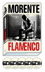 CD5枚組み 『FLAMENCO』 Enrique Morente