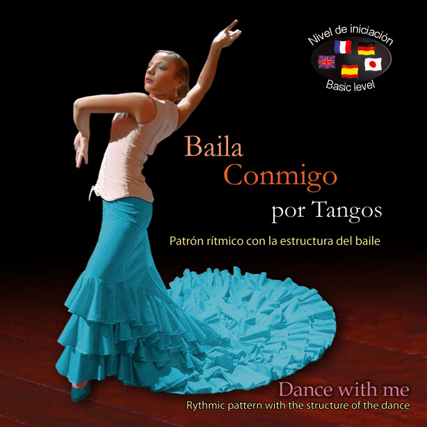 Instruction CDs series ''Dance with me'' by Tangos