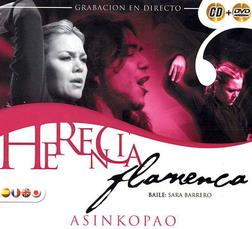 Flamenco Inheritance, Asinkopao CD + DVD
