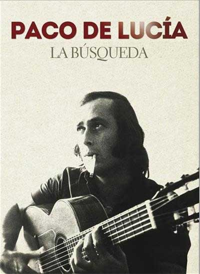 The search (2CDs + DVD + Book 28 pages). Paco de Lucia