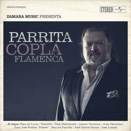 CD『Copla Flamenca』Parrita