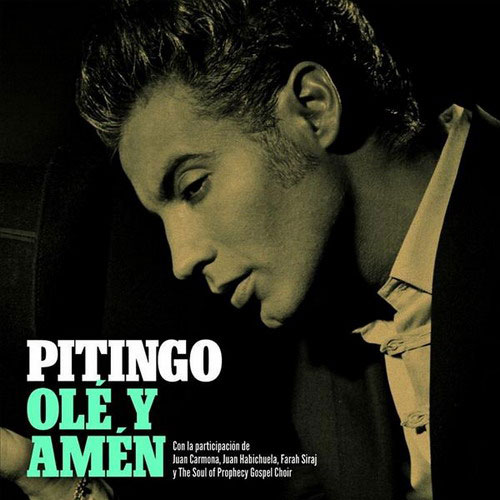 CD 『Olé Y Amén』 Pitingo