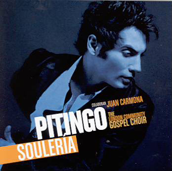 Soulería by Pitingo - CD+DVD