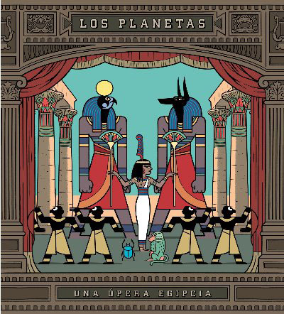 The Planets. An Egyptian opera