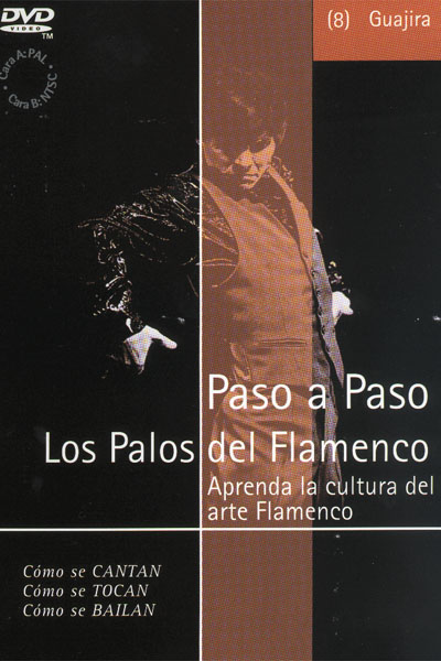 Flamenco Step by Step. Tanguillo (09) - VHS.