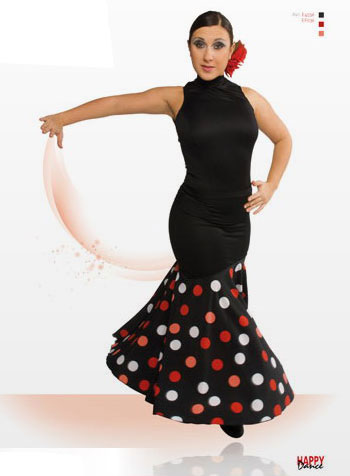 Skirts for flamenco dance Happy Dance Ref.EF36PS13PS131