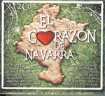 El Corazon Navarro. 2 CDS 7.95€ #50080423533