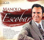 Manolo Escobar. 2CDS 7.95€ #50080423816