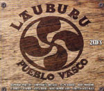 Lauburo Pueblo Vasco. 2 CD 7.95€ #50080023283