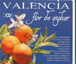Valencia orange blossom flower.  2CDS 7.95€ #500806023382