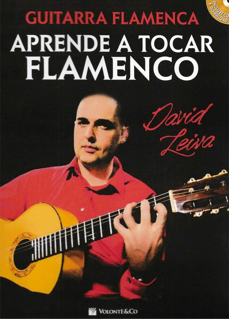 Learn How to Play the Flamenco (Book/CD) By David Leiva. Musical Score